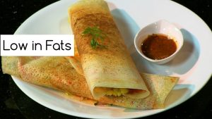 dosa low in fats