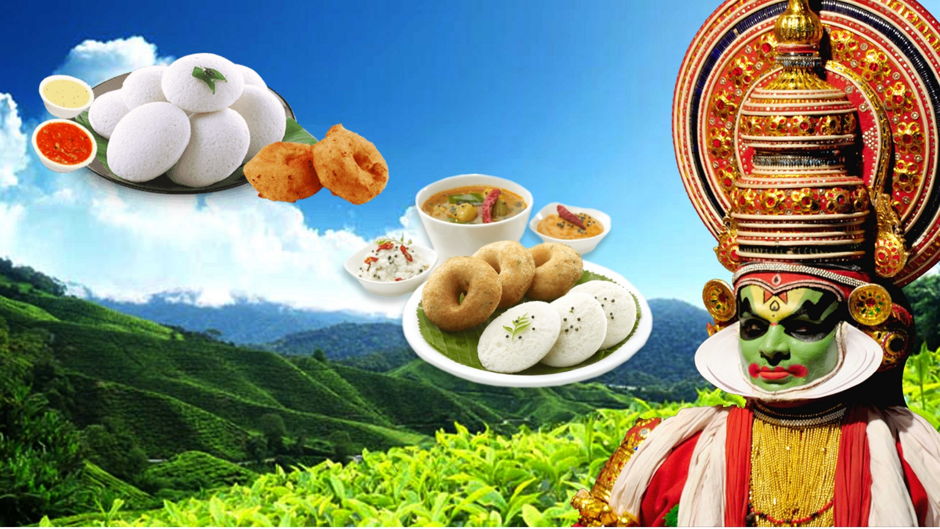 south india and food diversity